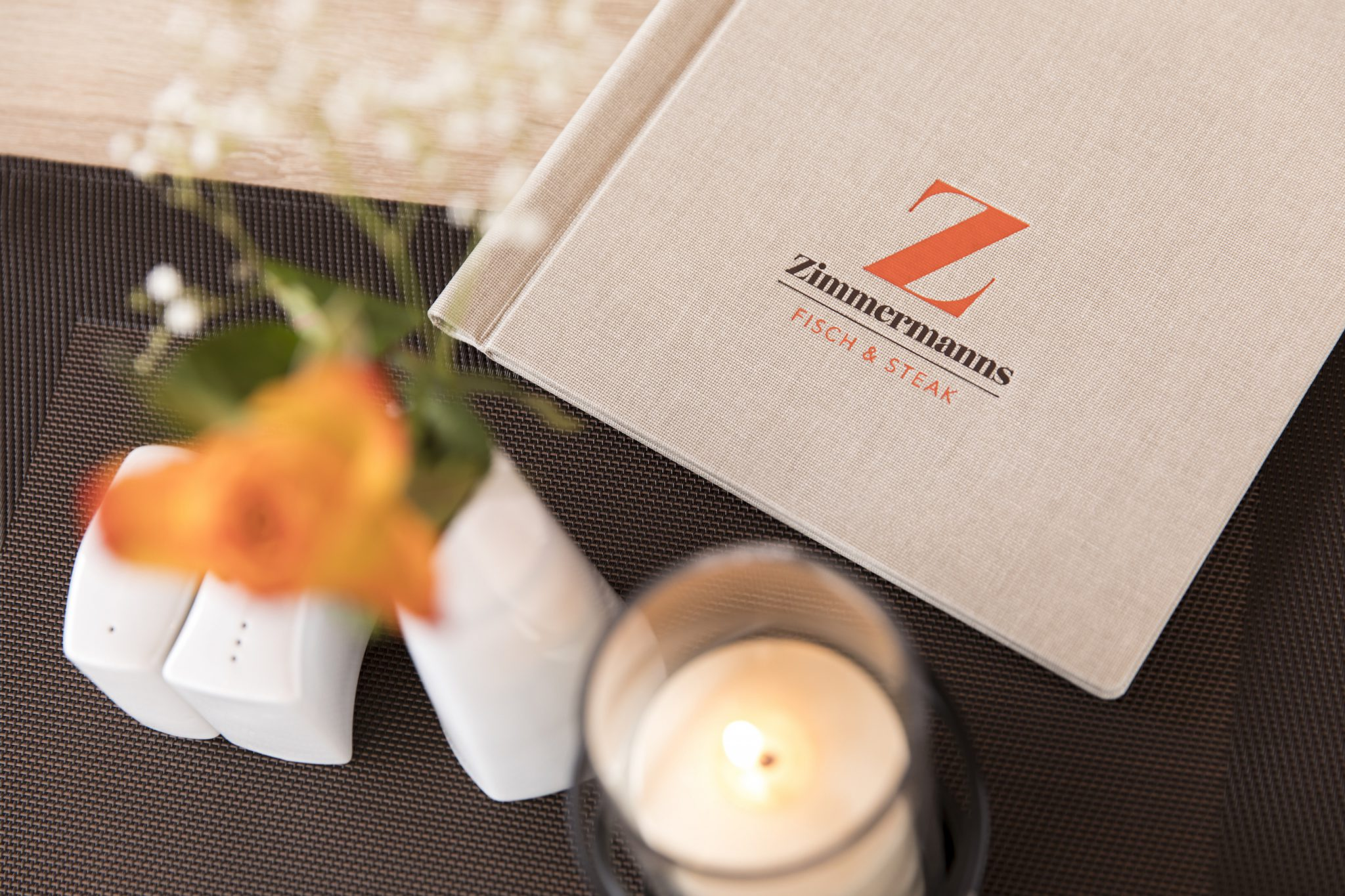 Speisen und Getränke bei Zimmermanns Restaurant in Bad Wildungen